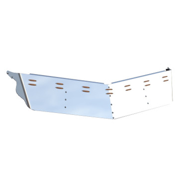 """Peterbilt 13"""" Drop Visor With 14 Rectangle LED Lights Questions & Answers"""