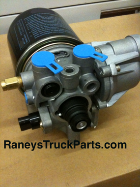 Wabco Meritor Style Air Dryer AD R955205 System Saver 1200 Questions & Answers