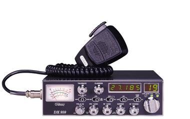 Galaxy 40 Channel 5 Digit Frequency Display CB Radio With Built In SWR Meter Questions & Answers