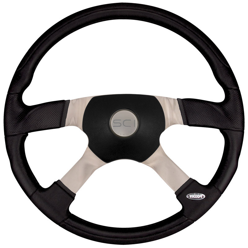 "18"" Trucker 4 Steering Wheel"