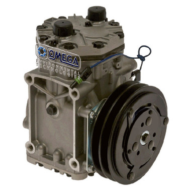 York Style AC Compressor With Clutch 1 Wire ET210L Aftermarket Questions & Answers
