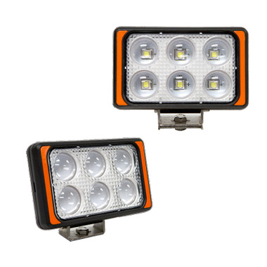 High Power 6 LED 4000 Lumen Work Light Questions & Answers