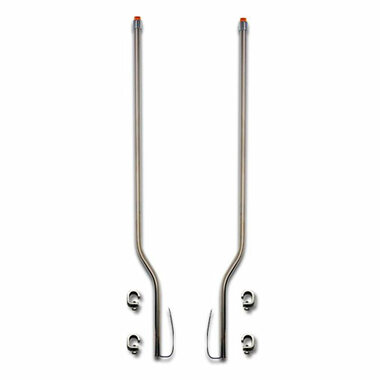 Mack R Series Stainless Steel LED Bumper Guide Questions & Answers