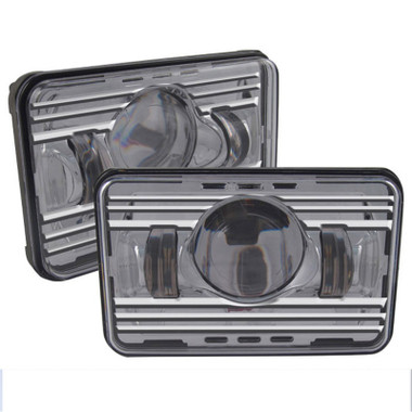 "4"" x 6"" LED Projector Headlight High & Low Beam"
