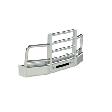 What's the weight of the KW Herd T680 defender bumper grill guard