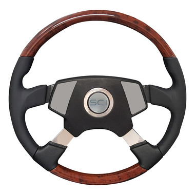 "Kenworth 18"" Startruck Smart Steering Wheel Set Questions & Answers"