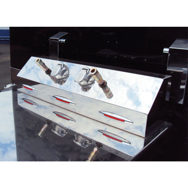Universal Trailer Airline Box With 3 Slim Flatline LEDs Questions & Answers