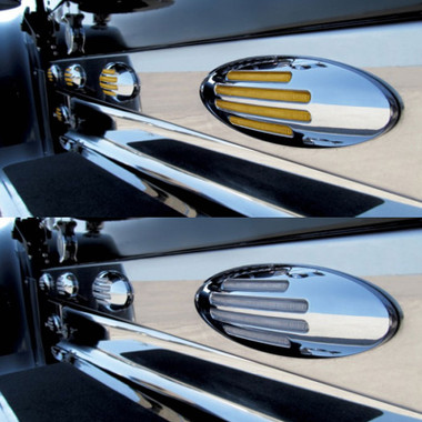 """Freightliner Cascadia 72"""" Sleeper Panel With Flatline LEDs Questions & Answers"""