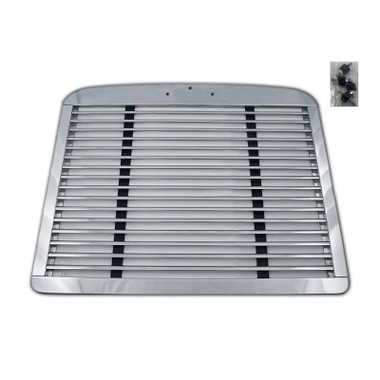Freightliner FLD 112 Aluminum Grill Questions & Answers