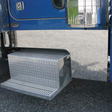Peterbilt 379 Deep Cowl Cab And Sleeper Panel Kit Questions & Answers