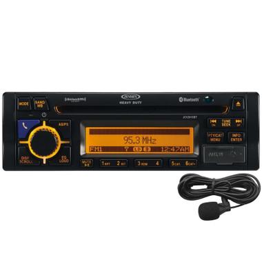 Jensen Heavy Duty AM/FM/CD/WXA/USB Receiver SiriusXM & Bluetooth Ready Questions & Answers