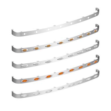 International Lonestar Stainless Steel Bumper Light Bar Questions & Answers