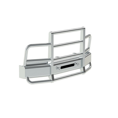 Freightliner Century Herd Defender Bumper Grill Guard Questions & Answers