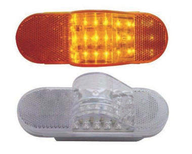 """6"""" 18 LED Mid-Trailer Turn Signal Light Questions & Answers"""