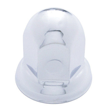 33mm Chrome Steel Lug Nut Cover With Flange Questions & Answers