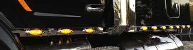 Peterbilt 579 Stainless Steel Cab Panels Questions & Answers