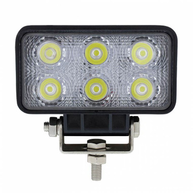 6 LED High Power Rectangular Driving And Work Light Questions & Answers
