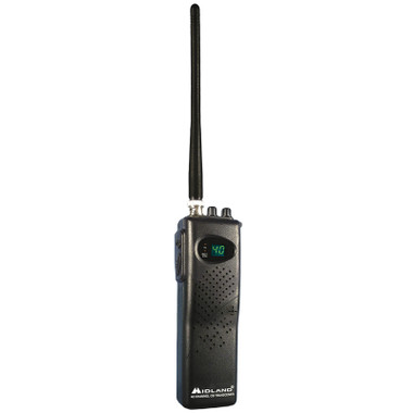 Midland 75785 40 Channel 7 Watt Hand Held CB Radio & Transceiver Questions & Answers
