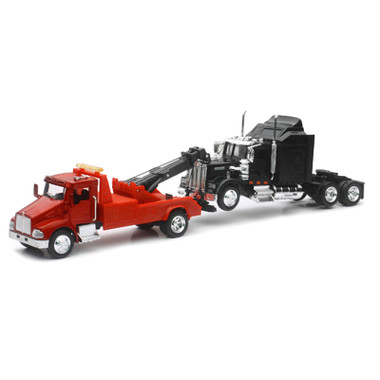 Kenworth T300 Tow Truck With International LoneStar Cab 1/43 Scale Questions & Answers