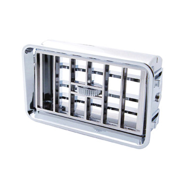 Freightliner FLD Classic Chrome Cross Grid AC Vent Questions & Answers