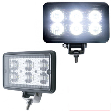 High Power Rectangular LED Work Light Extra Bright Questions & Answers