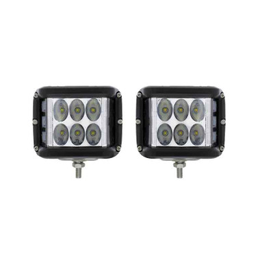 9 LED High Power Driving And Work Lights With Side LED Questions & Answers