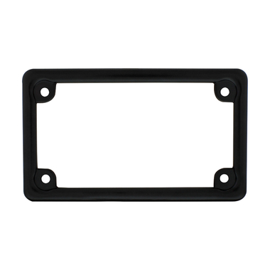 Is this metal and can you flex it a little for a laid back plate? I need to curve it just a little bit.