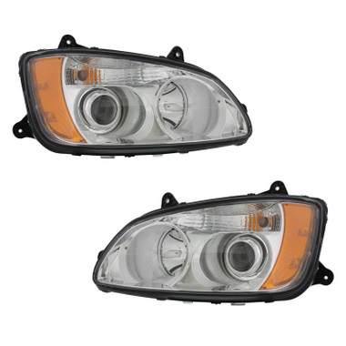 Kenworth T660 Headlights P54-1059-100 P54-1059-100R Questions & Answers