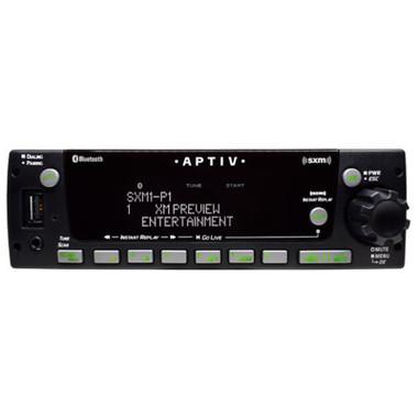 Delphi Heavy Duty SiriusXM AM/FM/MP3/WB/CD/USB And Bluetooth Radio